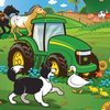 Hidden Objects Sweet Tractor